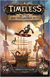 Rezension zu TIMELESS von ARMAND BALTAZAR