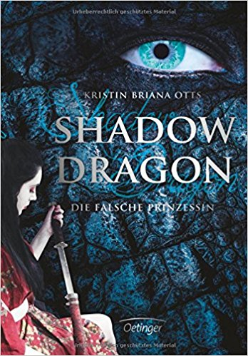 Rezension zu SHADOW DRAGON von KRISTIN BRIANA OTTS