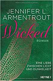 Rezension zu Wicked von Jennifer L. Armentrout