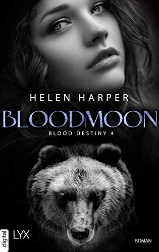 Rezension zu Blood Destiny – Bloodmoon (Mackenzie-Smith-Serie 4) von Helen Harper