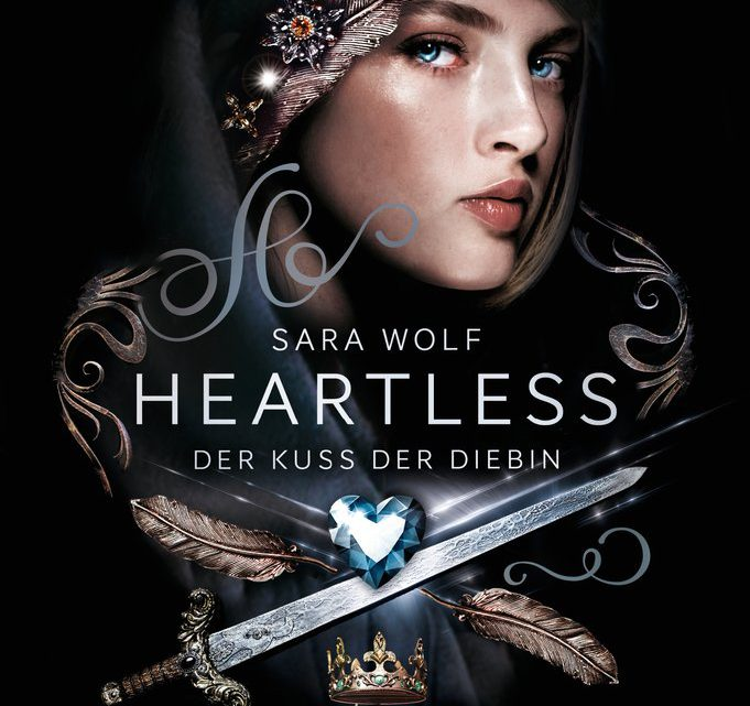 Rezension zu Heartless von Sara Wolf