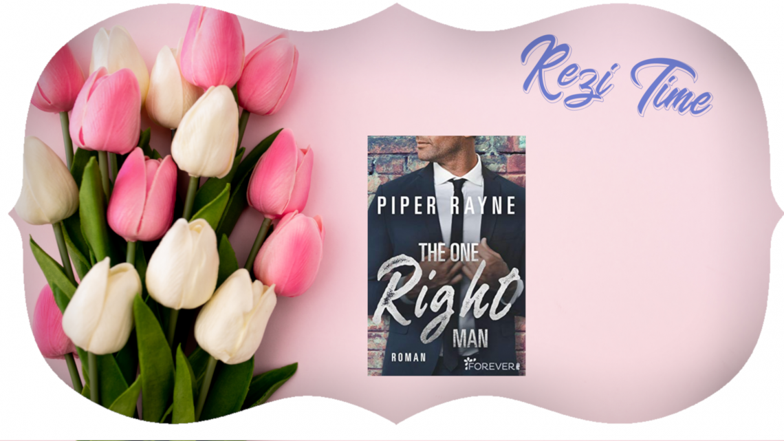 Rezension zu The One Right Man (Love and Order, Band 2) von Piper Rayne