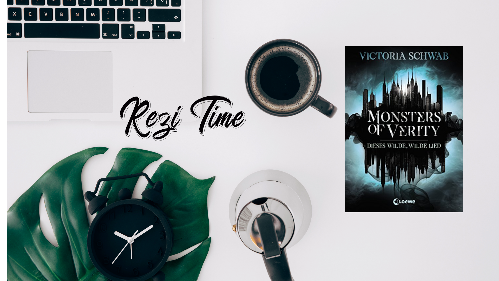 Rezension zu Monsters of Verity – Dieses wilde, wilde Lied – von Victoria Schwab