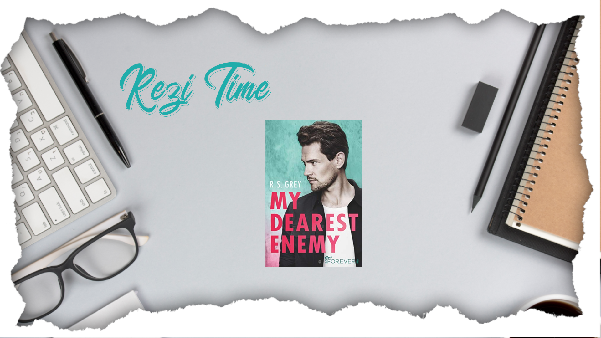 Rezension My Dearest Enemy von R.S. Grey