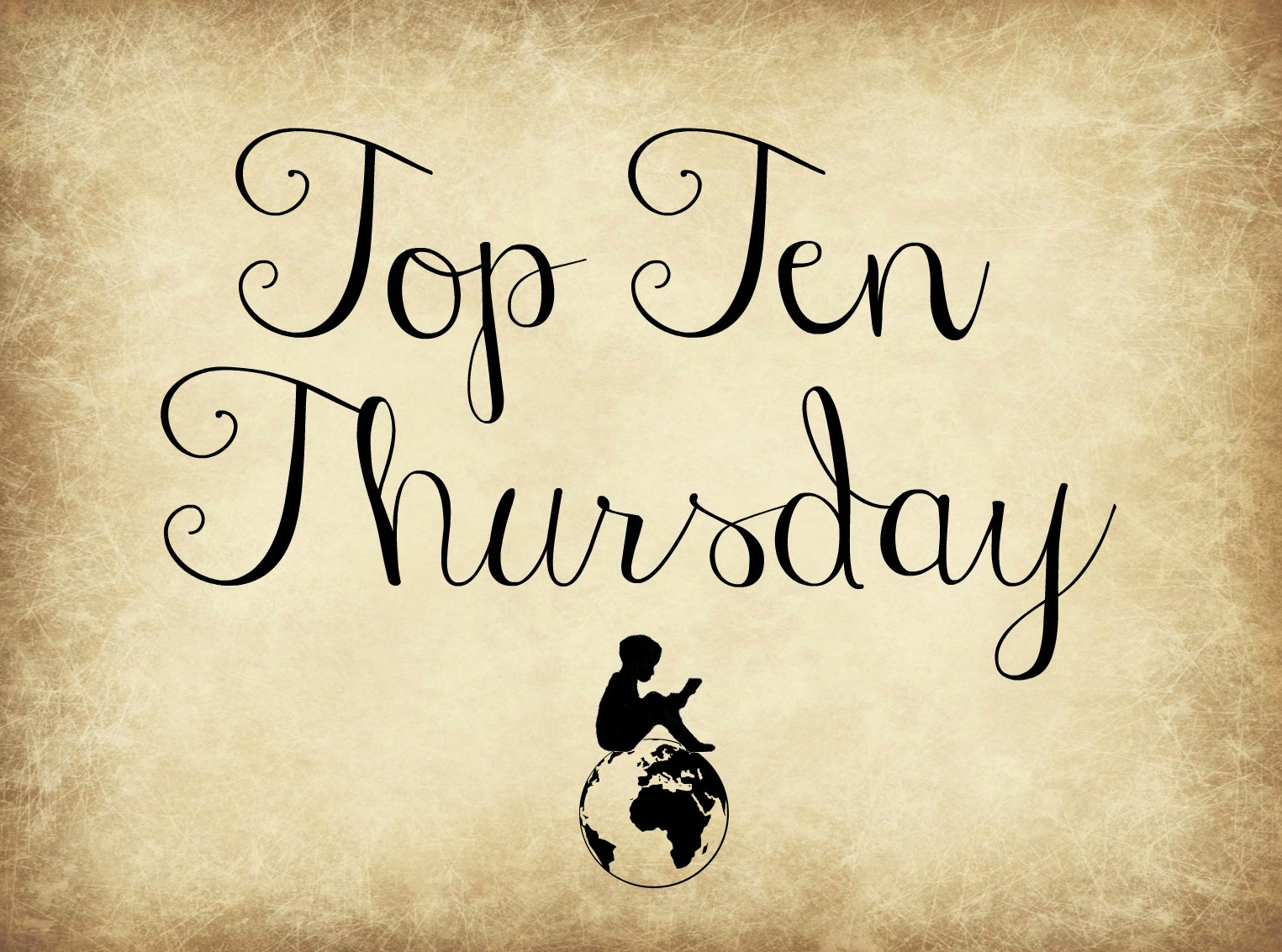 Top Ten Thursday – 10 Bücher im Winter oder hohen Norden